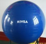 Shiny Gym Ball, PVC Massage Ball