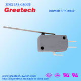 16 (4) a 250VAC U 5e4 25t125 Micro Switch with Long Straight Lever