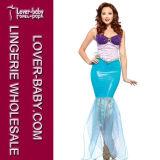 Prom Style Halloween Costume Lady Mermaid (L1403)