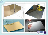 Mill Finished Aluminum Mirror/Bright/Reflective/Polished Coil/Sheet