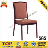 Square Back Aluminum Hotel Banquet Hall Chair