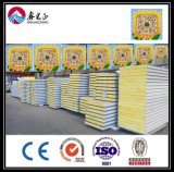 H China Light Weight EPS, Rock Wool, PU Sandwich Panel for Roof and Wall of The Container House or Prefabricated House/Villa Villadom (XGZ-0390)