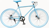 700 C Racing Bicycle Fixed Gear Bike with Fixed Freewheel (HC-FG-1401)