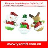 Christmas Decoration (ZY14Y314-1-2-3) Christmas Decorative Dolls Set