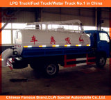 Dongfeng 6 Wheeler Vacuum Suction Sewage Cleaning Truck