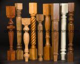 CNC Automatic Wood Turning & Engraving Machine Lathe