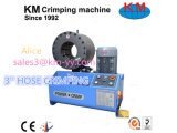 Chinese Leader Maker for 3 Inch Hose Km-91m Crimping Machine