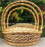 Low Price High Quality Special Design Willow Fruit Basket