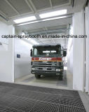 Truck Spray Booth, Drying Chamber, Infrared Heating