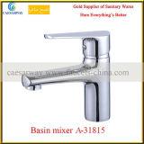 Chromed Basin Mixer