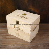 Customized Gift Packing Wooden Box