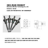 Precision Part for Good Price Rolled Ball Screw for Industrial Machinery
