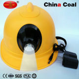 Lm-Nhigh Coal Miner Safety Helmet with LED Light