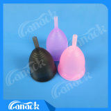 Medical Grade Silicone Menstrual Cup for Lady Personal Hygiene Care