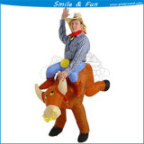 Bull Inflatable Walking Costume for Sale