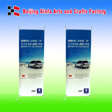 Advertising Display Stand, Customized X Banner Stand