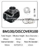 Bajaj Bm150 100 Motorcycle Cylinder Kit Parts