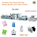 Onl-Xa700-800 Full Automatic PP Non-Woven Box Bag Making Machine