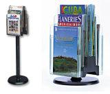 High Class Acrylic Brochure Stand