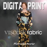 Perfection Design Digital Printed Viscose Fabric