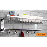 Movable Basket with Double Rail (BR-28046)