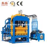 Block Production Machine/Brick Making Machine in India Qt4-15c