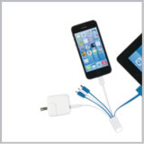 Fashion&Cheap Promotional 2in1 Multi-Functional Telescopic Cable