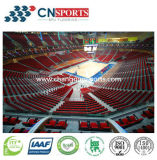 Good Quality Cheap Price Wood Grain Stadium Basketball Court PU Coating
