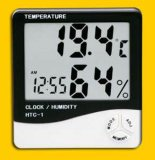 Digital Thermometer and Hygrometer (HTC-1)