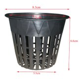 "Non-Toxic Environmentally Friendly Mesh Pot Flower Pot Net Pot 2""/3""/3.75""/5""/6"""
