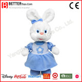 Stuffed Rabbit Soft Bunny Doll for Kids/Baby Girl
