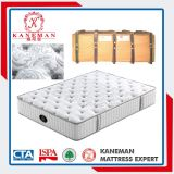 Bedroom Furniture Type Double Pocket Coil Spring Mattress
