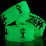 2014 World Cup Wristband (glow in the dark)