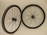 700c Fixed Gear Bicycle Wheelset