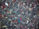 Multicoloured Rigid PVC Scrap From Profiles