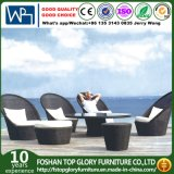Luxurious Rattan Outdoor Furniture, Garden Sofa, Outdoor Sofa (TG-1279)