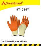 3/4 Glass Gripper Glove (ST1034Y)