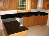 Black Kitchen Worktop (WFCM10)