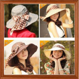 Women Big Peak Hat