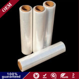 100% Pure LLDPE Stretch Film with Clear or Black Color, Hand Stretch Film and Machine Stretch Film