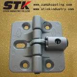 Zinc Alloy Ball Bearing Door Hinge with Nickel Plated (Stk-H-1001)