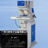 Pneumatic Double Two Color Pad Printer with Shuttle