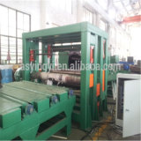 Jpx-12X2000 Steel Coil Plate Cut to Length Line Machine From Helen 3#