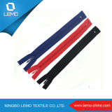 Long Chain Colorful Nylon Zipper