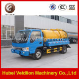 JAC 5000L Vacuum Sewage Suction Truck (RHD or LHD)