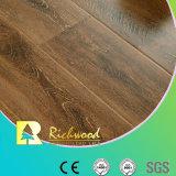 Commercial 8.3mm AC4 Embossed Oak Waxed Edge Laminate Flooring