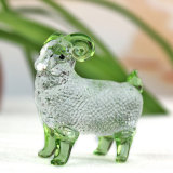 Crystal Sheep Model Craft for 2016 Crystal Gift