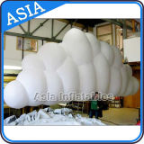 White Inflatable Floated PVC Clouds