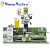 Multi-Function Variable Metal Combo Lathe Mill Drill Combination Machine (mm-M300VF)