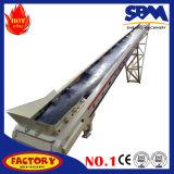 Sbm 800mm Rubber Belt Flat Conveyor for Sale